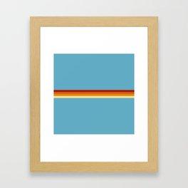 Losna Framed Art Print
