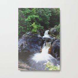 Kent Falls V Metal Print