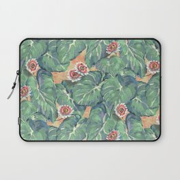 Tropical Boho Design — L Diane Johnson Laptop Sleeve