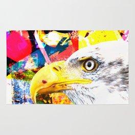 White Eagle Rug