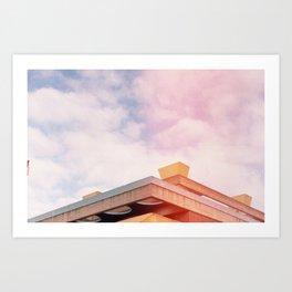 Number 12 Art Print