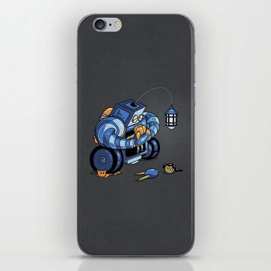 Lenny iPhone & iPod Skin
