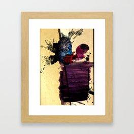 Desespero Framed Art Print