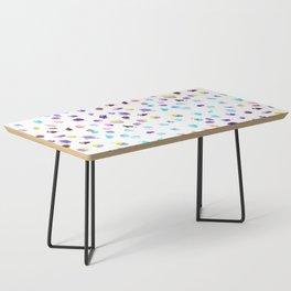 Paint Daubs Coffee Table