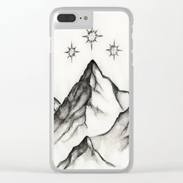 67 Clear iPhone Case