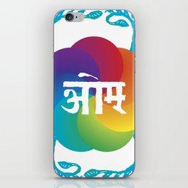 OM Mandala iPhone Skin