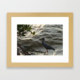 At Peace Framed Art Print