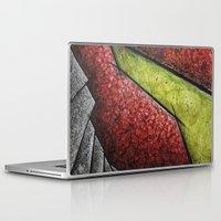 samus Laptop & iPad Skins featuring Samus by chris panila