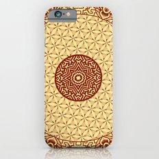 Mandala 8 iPhone 6s Slim Case