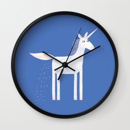 Where Sprinkles Come From Wall Clock