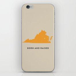 Virginia iPhone Skin
