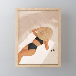 That Summer Feeling II Framed Mini Art Print