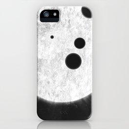 MACROCOSMOS 01 iPhone Case