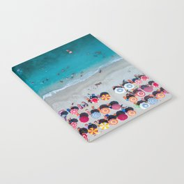 Albanian beach #society6 #buyart Notebook