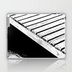 Wooden raft Laptop & iPad Skin