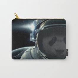 Astro Panda Carry-All Pouch