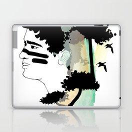 Lost Boy Watercolor Laptop & iPad Skin