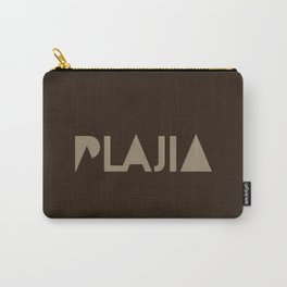 Plajia Logo Carry-All Pouch