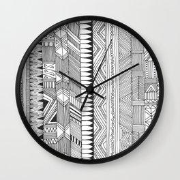 Zenlining Wall Clock