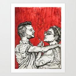 how wonderful Art Print