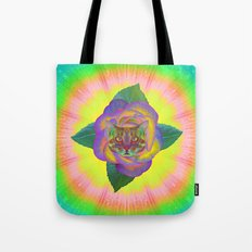 Precious-Lady Jasmine Tote Bag