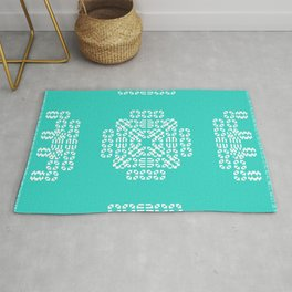 "CA Fantasy ""For Tiffany"" series #5 Rug"