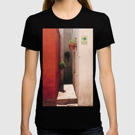 Another photograph in Arequipa - Peru #eclecticart T-shirt