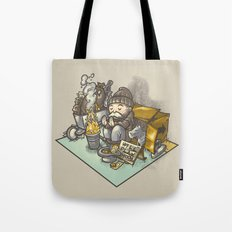 Recessionopoly Tote Bag