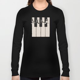 Music is the Way Long Sleeve T-shirt