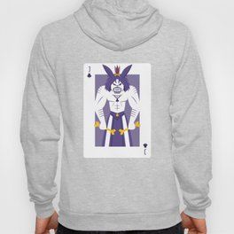 Jack of Clubs - The Savage Bunnyman Hoody