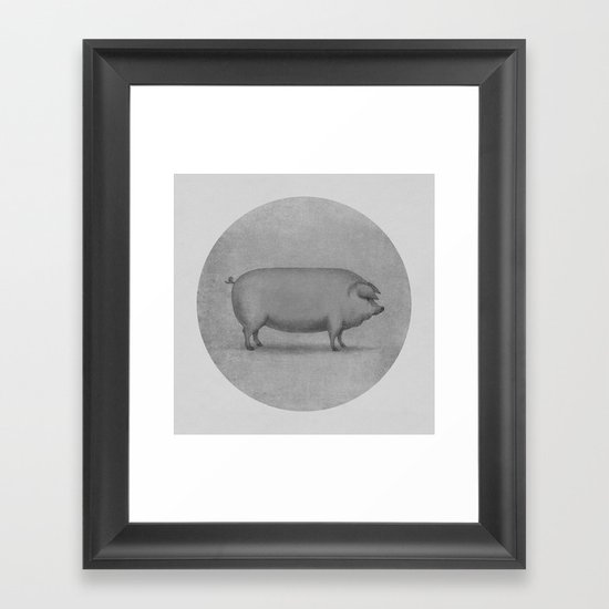 Rooftoppers - Chapter 16  Framed Art Print
