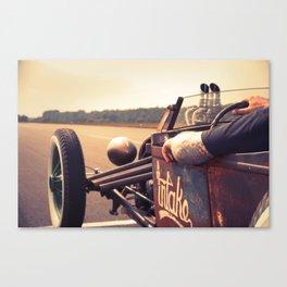 Hot Rod Racing III Canvas Print
