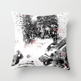 Simon Neil Throw Pillow