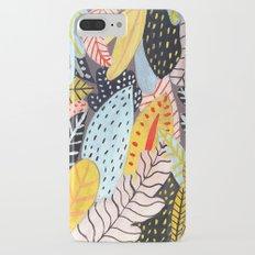 Pastel Jungle iPhone 7 Plus Slim Case