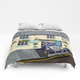 The Borderers - Brecon & Zapp Family Comforters