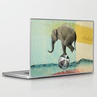 balance Laptop & iPad Skins featuring Balance by Vin Zzep