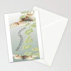 The Way Is Not In The Sky; The Way Is In The Heart Stationery Cards