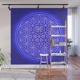 Flower of Life - Third Eye Wall Mural