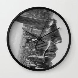 Vision mono Wall Clock