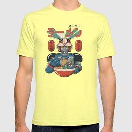 Super Ramen Bot T-shirt