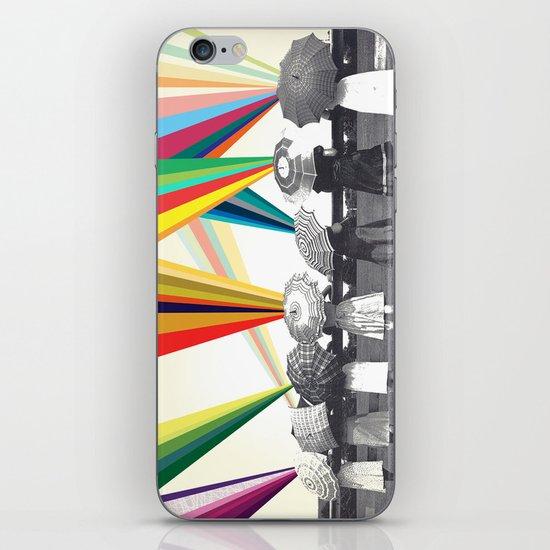 Modern women iPhone & iPod Skin