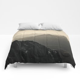 Mountain Side Color Photography Germany Europe Nature Comforters