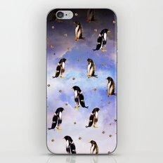 arctic penguins iPhone & iPod Skin
