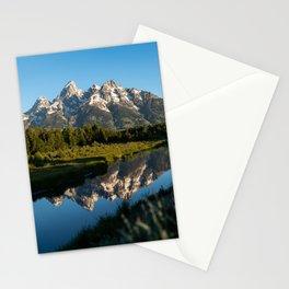Grand Teton Sunrise Stationery Cards