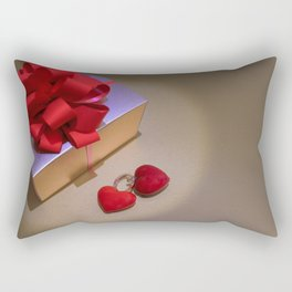 Love Gift and Valentine's Day Image Rectangular Pillow