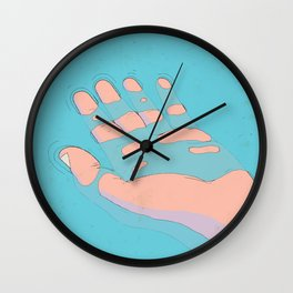 Mono No Aware Wall Clock
