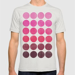 Color Play Pink T-shirt