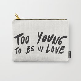 Young Unlover Carry-All Pouch