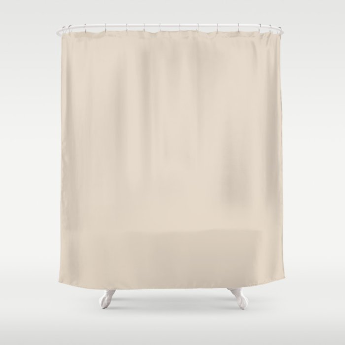 Places To Go Light Sand Shower Curtain By Nancyjcreates