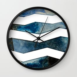 Stormy Skies Wall Clock